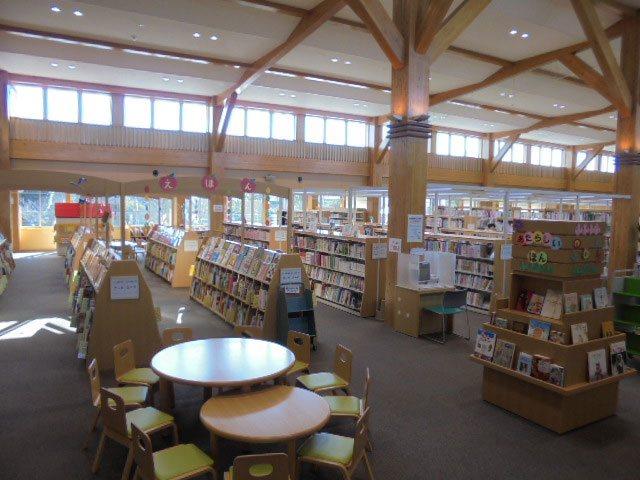 熊本 市立 図書館 宇城市立中央図書館